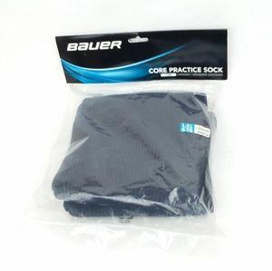 Bauer Senior Core Practice Hockey Socks, Navy Blue